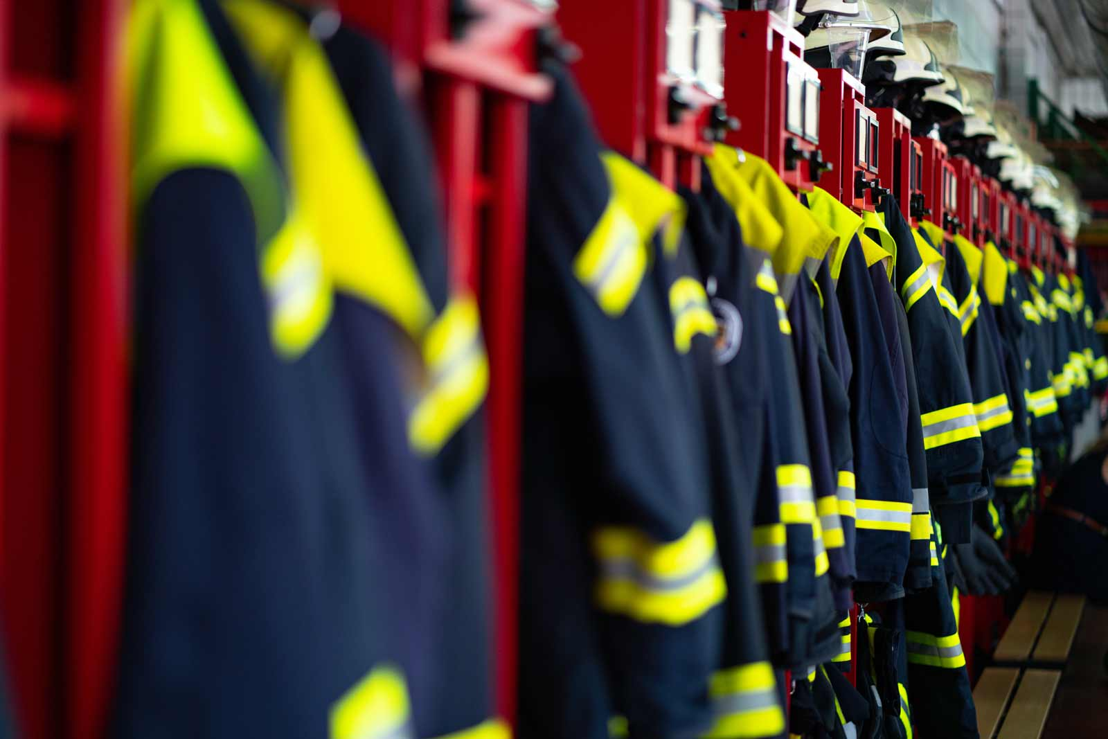 Feuerwehr Wäscherei