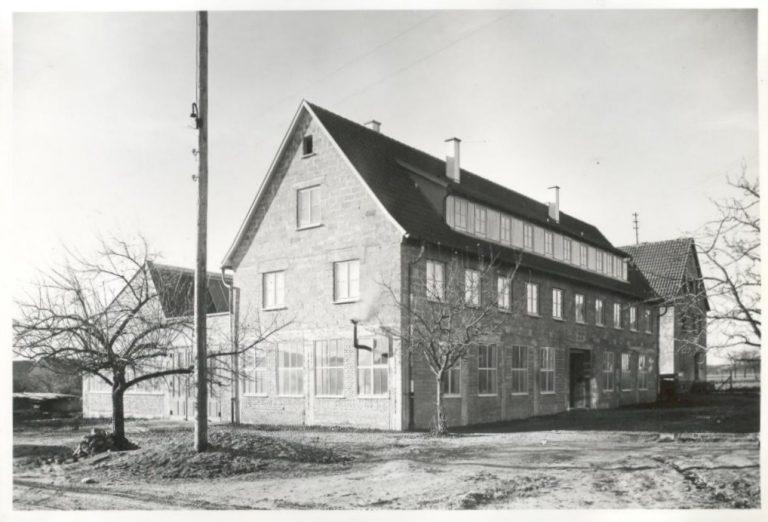 Historisches Stahlgebäude