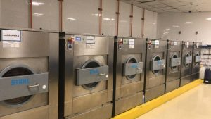Wäscherei Ausstattung