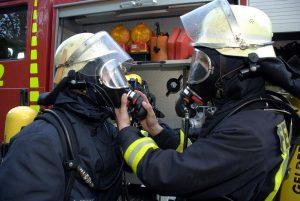 Waschmaschine Feuerwehr