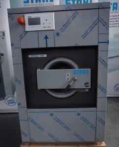 STAHL Wäschereimaschinen | Maschinen Shop | Vorführmaschine ATOLL 290 D | Ansicht: vorne