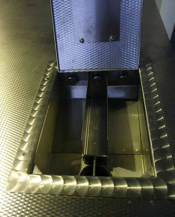 ATOLL 100 E Industriewaschmaschine