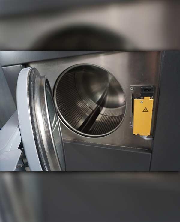 WS 140 E Waschschleuder-Maschine