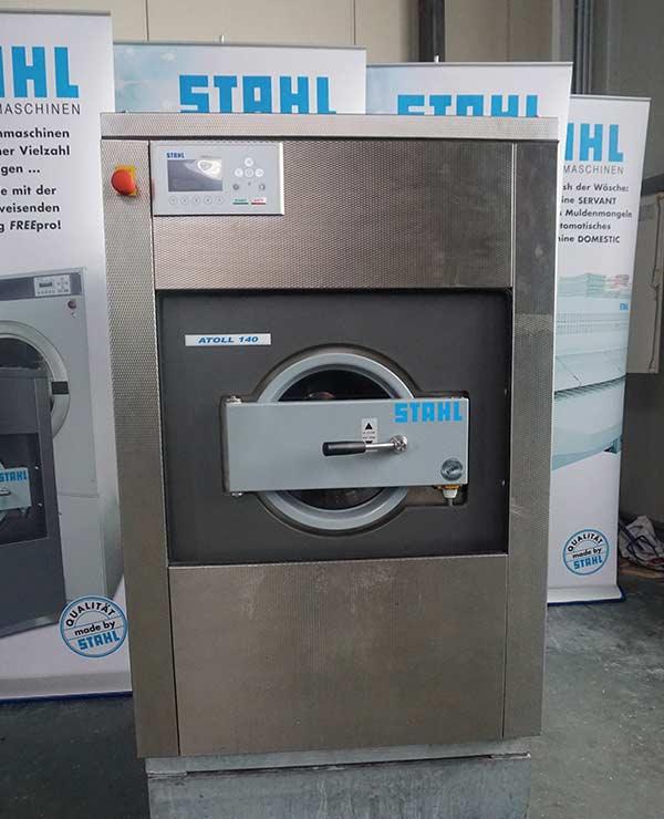 ATOLL 140 Industriewaschmaschine
