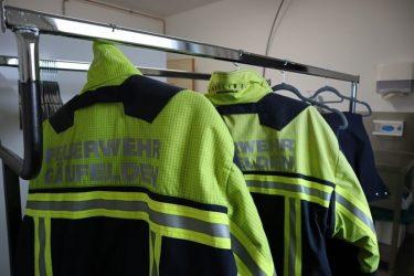 Feuerwehr Gäufelden Kleidungen - Stahl Waeschereimaschinen