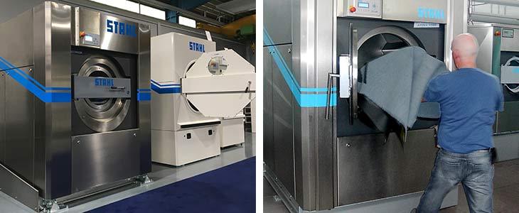 STAHL Waschmaschinen für Gebäudereinigung
