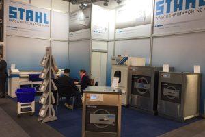 Impulsgeber: STAHL Wäschereimaschinen auf der Internorga