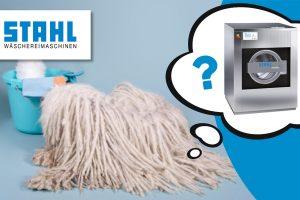Mopp Waschmaschine