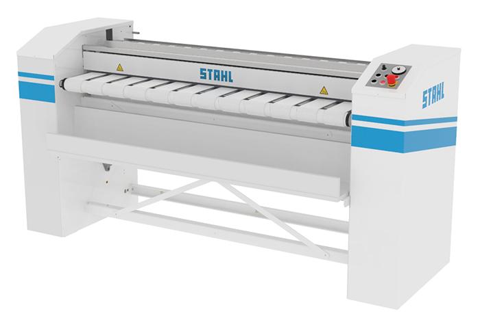 MR330 Rückführ - Stahl Waeschereimaschinen
