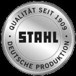 Qualitätssiegel - Deutsche Produktion seit 1909