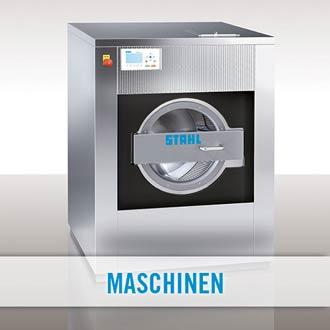 STAHL Wäschereimaschinen | Shop für Gewerbewaschmaschinen und Industrietrockner