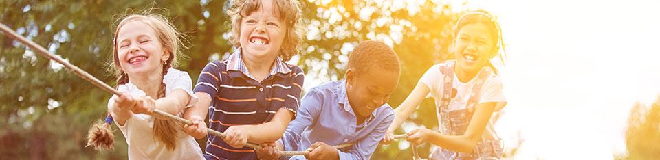 Kind und Bildung | Kindergarten und Schulen