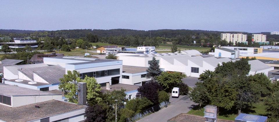 Stahl Laundry machines Production plant Sindelfingen