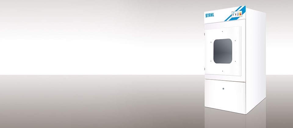STAHL Wäschereimaschinen Trockner T5001