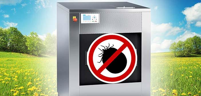 STAHL Wäschereimaschinen Anti-Milben