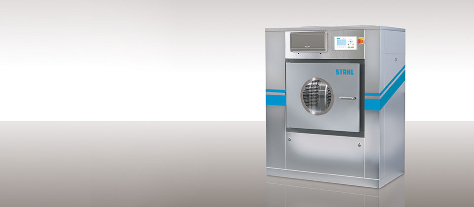DIVIMAT hygienic washing machine from STAHL Laundry Machines