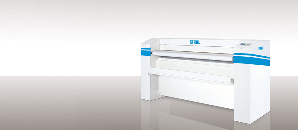 Flatwork ironers from STAHL Laundry Machines