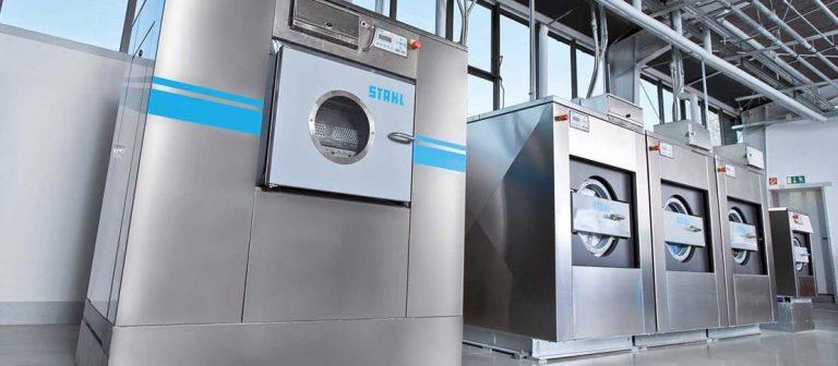 Waschmaschinen in unterschiedlichen Größen für diverse Einsatzzwecke