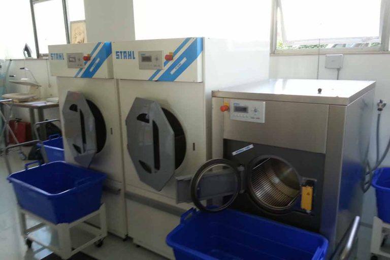 Wäschereibeispiel Stahl
